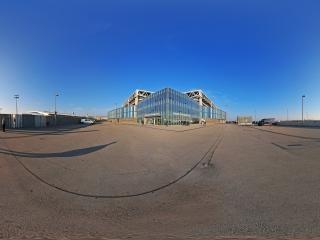 西班牙—巴塞罗那足球场全景