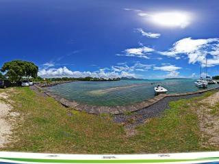 毛里求斯—马埃堡码头全景