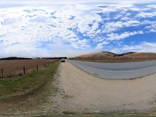 美国加州一号公路全景