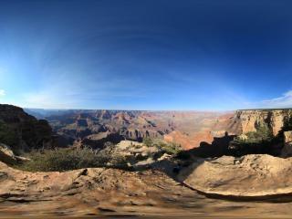 大峡谷全景