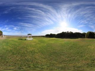 南非开普敦西海岸公园全景
