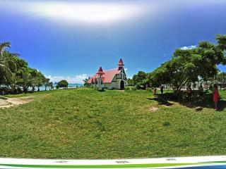 毛里求斯—红顶教堂全景