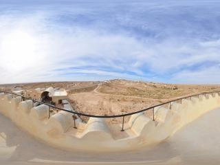 突尼斯—穴居人房屋虚拟旅游