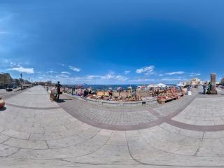 亚历山大-灯塔遗址虚拟旅游