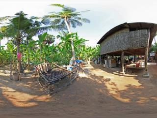 柬埔寨红色高棉村庄虚拟旅游