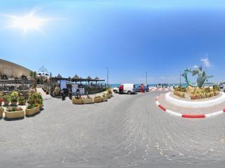 突尼斯—哈马马特老城全景