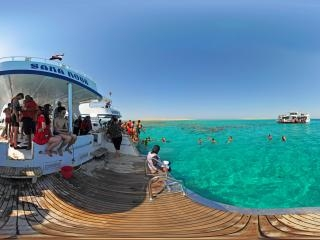 红海虚拟旅游
