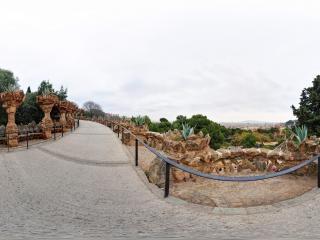 西班牙—巴塞罗那高迪公园虚拟旅游
