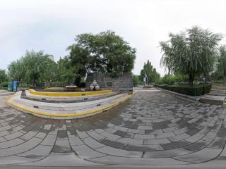 北京—朝阳中心国安体育中心庆丰公园全景