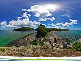 毛里求斯-天涯海角1全景