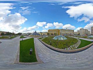 马涅什广场虚拟旅游