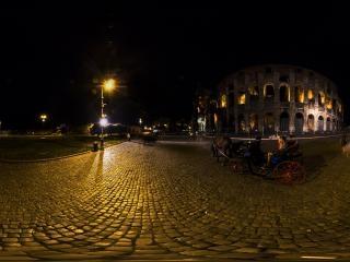 罗马虚拟旅游
