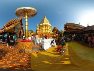泰国-双龙寺虚拟旅游