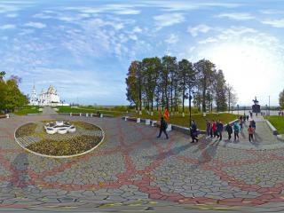 德米特里教堂虚拟旅游
