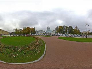 斯莫尔尼宫虚拟旅游