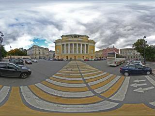 亚历山大剧院虚拟旅游