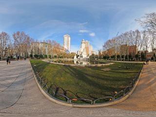 西班牙广场全景