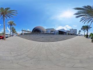 埃及-亚历山大-图书馆虚拟旅游