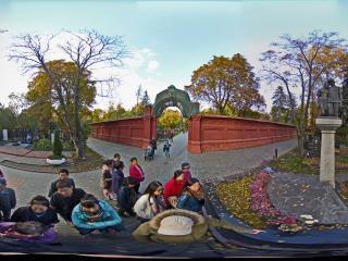 新圣母公墓虚拟旅游