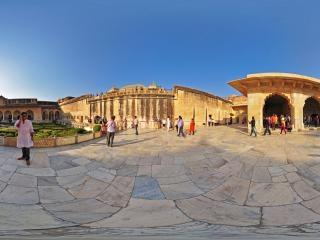 乌代普尔皇宫(二)全景
