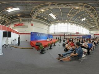 北京—顺义第十六届国际图片节全景