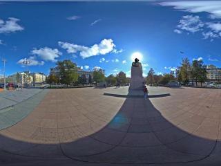 马克思雕像虚拟旅游