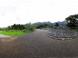 克斯藤布斯植物园(二)全景
