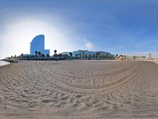 巴塞罗那W酒店虚拟旅游