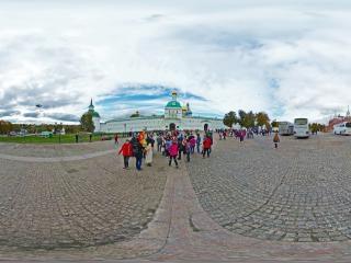 圣三一修道院虚拟旅游