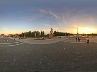 亚历山大纪念柱虚拟旅游