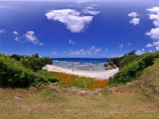 拉德海滩虚拟旅游
