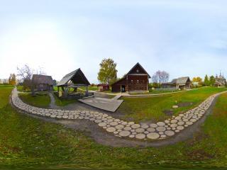 木造建筑博物馆虚拟旅游