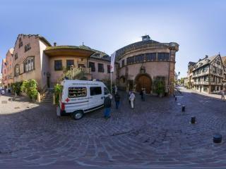 科尔马虚拟旅游