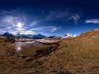 弗斯特山1全景