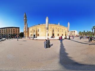 埃及-开罗-侯赛因清真寺虚拟旅游