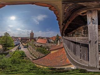 罗滕堡虚拟旅游
