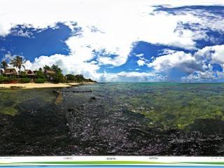 毛里求斯-蓝湾2全景