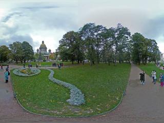 亚历山大花园虚拟旅游