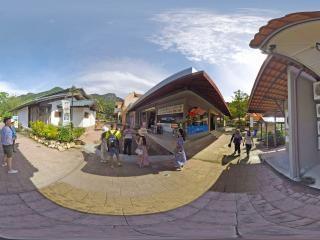 兰卡威-东方村2全景