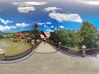 兰卡威-东方村4全景