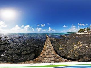 毛里求斯-蓝湾3全景