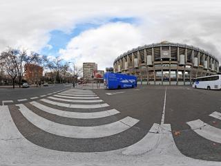 西班牙-伯纳乌球馆虚拟旅游