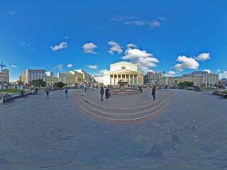 莫斯科大剧院虚拟旅游