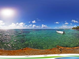 毛里求斯-蓝湾1全景