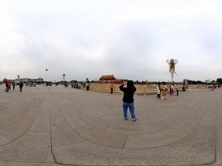 天安门广场虚拟旅游