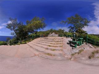 塞班岛鸟岛虚拟旅游