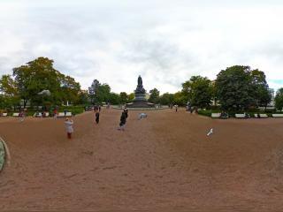 彼得二世雕塑虚拟旅游