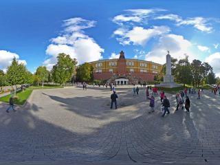 罗曼诺夫斯基方尖碑虚拟旅游