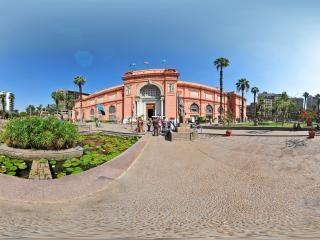 埃及博物馆虚拟旅游