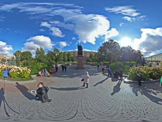 格尔莫根努纪念碑虚拟旅游